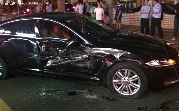 冷静之后 从路虎撞捷豹事件看汽车安全高清图片