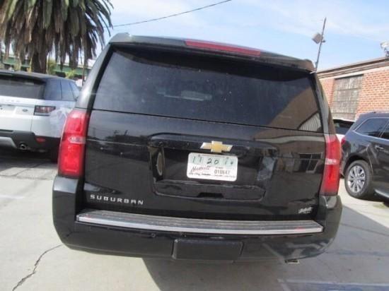 美国FBI雪佛兰全尺寸大越野SUV专卖店上海优高清图片