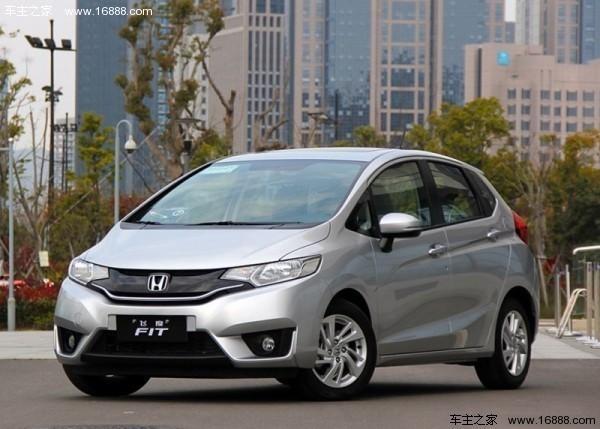 增加两款新车型 新款本田飞度8月上市