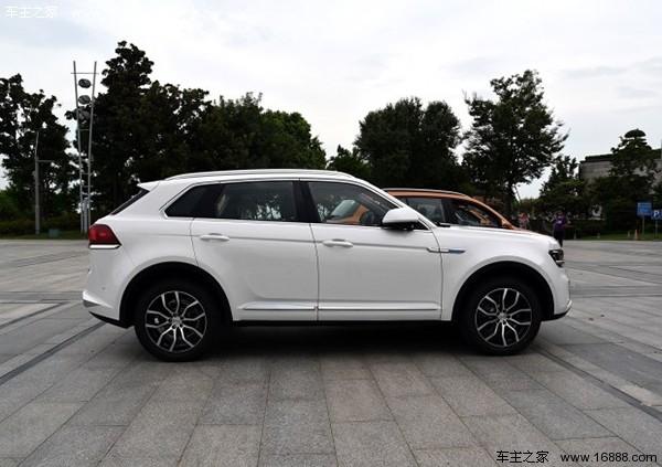年底上市 中型SUV众泰大迈X7实车正式发布