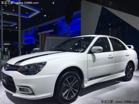 东南DX3惊艳首秀 东南汽车震撼出击成都车展高清图片