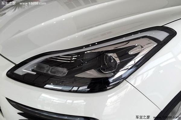 众泰SR9实车曝光 将搭载2.0T涡轮增压发动机高清图片