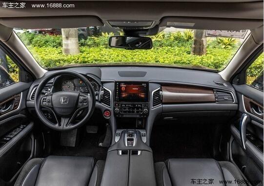 据悉,广汽本田冠道入门车型精英版仅提供奥夫特黑/珍珠白两种