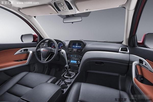 全新景逸X5等 2016年11月上市新车预告高清图片