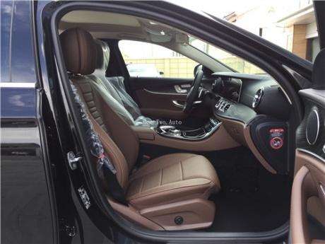 2017款奔驰E300L 优惠4万最低仅要39.98万