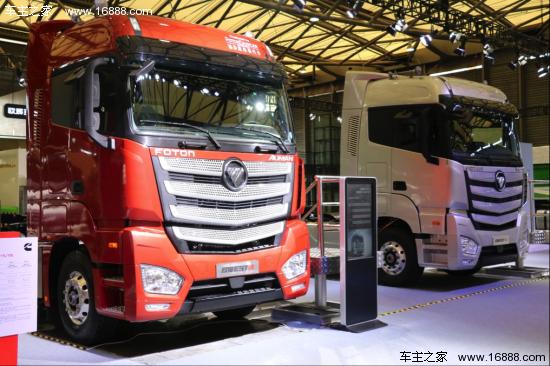 欧曼est超级卡车开启高端物流新格局图片