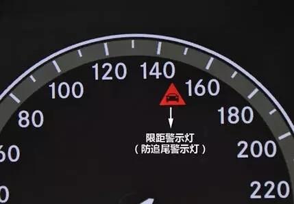 奔驰仪表盘上各种指示灯解读