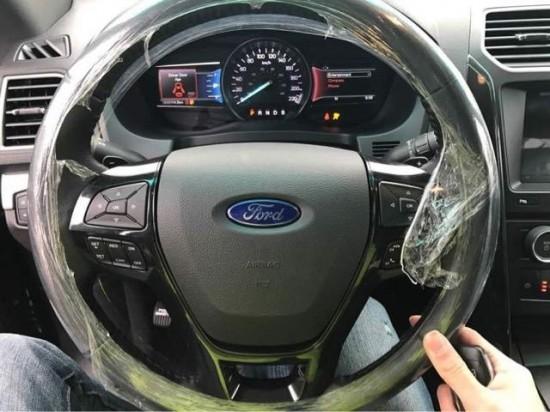 福特探险者2.3t最新报价 福特suv车型报价高清图片