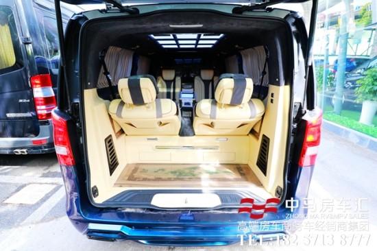 奔驰v260商务车价格 奔驰v级房车豪华改装