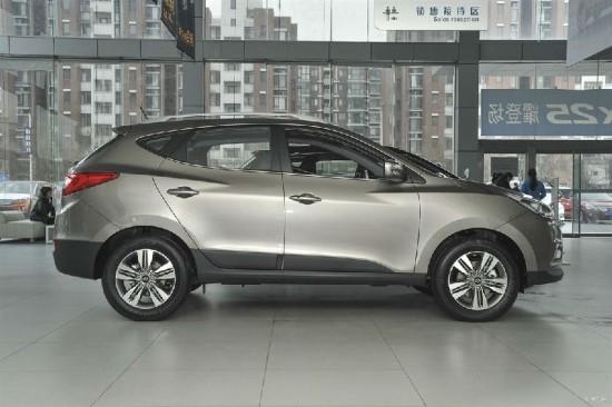 北京现代ix35新款报价 2017极致优惠多少钱高清图片