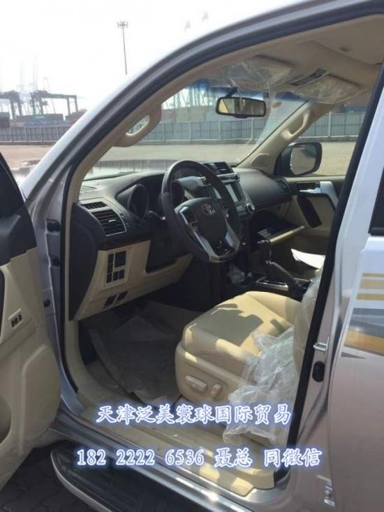 丰田霸道4000中东版 进口丰田普拉多4.0 丰田普拉多4.0 进口丰田霸道...图片 86849 550x733