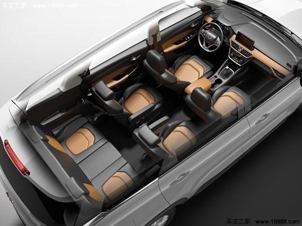 又一款神车 五菱宏光S3将9月上市高清图片