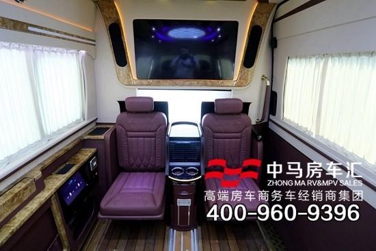 奔驰斯宾特商务车 成功人士气质必备,百十来万可入手