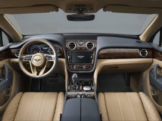 18款宾利添越柴油版4.0报价美规豪华商务SUV