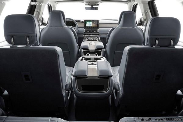 搭10AT 新一代林肯领航员将于广州车展首发
