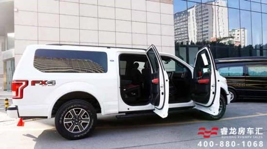 广东福特房车4s店 福特f150猛禽价格