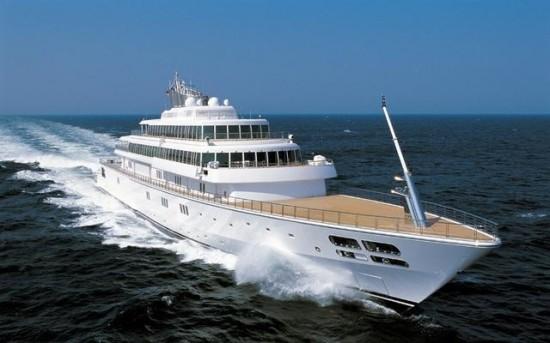 全球顶级游艇_全球顶级私人游艇盘点一个大写的壕字