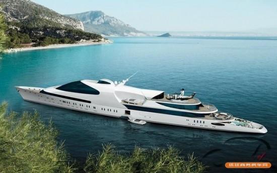 全球顶级游艇_全球顶级私人游艇盘点 一个大写的壕字