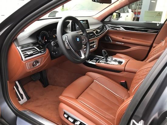 平行进口宝马7系现车 顶集裸车价格低至60万