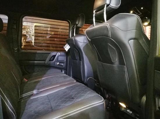 18款奔驰G5004×42限量版极品越野终极战车