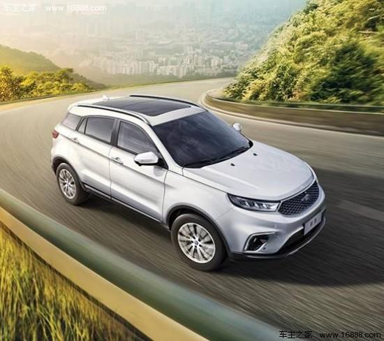 安全源于品质 家用SUV福特领界用心追求卓越 汽车殿堂