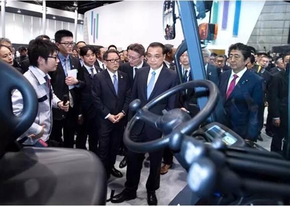 进博会上的丰田展台,或许就是中国未来移动出行的缩影 汽车殿堂