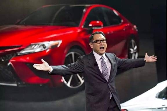 从进博会到广州车展,丰田让我们离未来又近了一步 汽车殿堂