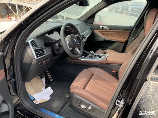 19款加版宝马X7 全新荣耀上市热销 现车报价
