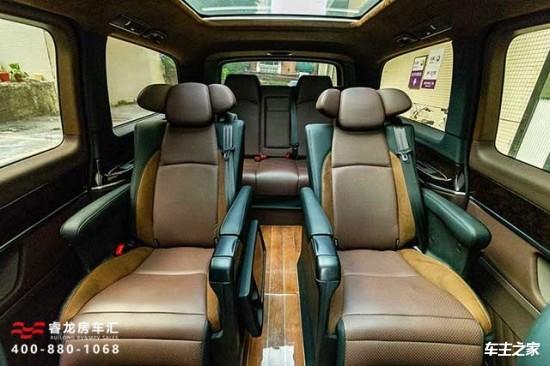 奔馳v260商務車