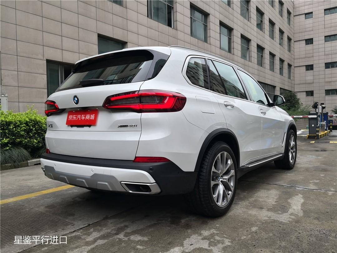 2019款美规宝马X5 3.0T现车到店仅65.8万起