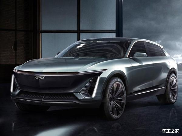 凯迪拉克或将4月推出首款纯电动车 定位中型SUV