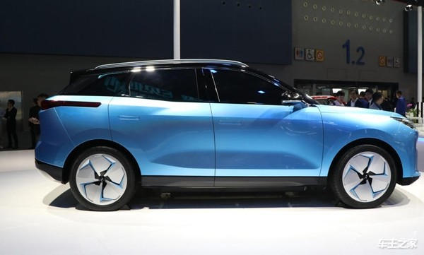 奔腾C105将于第二季度上市 定位纯电动中型SUV