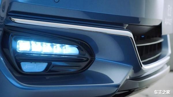 本田新款冠道预告发布 将3月31日正式上市