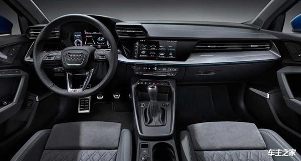 全新奥迪RS 3三厢版谍照曝光 增加宽体套件