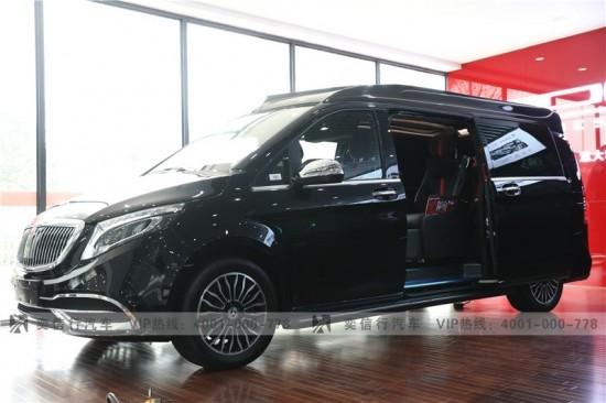 嘉兴 奔驰V260房车 改装工厂直销报价直降20万 价格低至75万起售