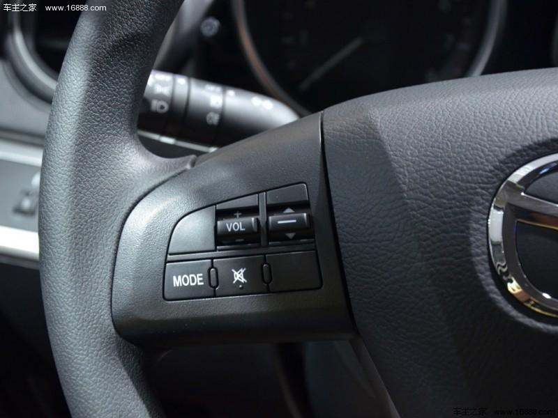 马自达3星骋15款 三厢 1.6L自动精英型