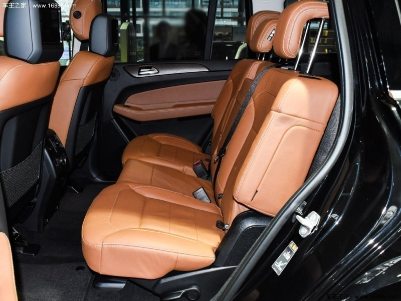 奔驰GLS 2016款 GLS 400 4MATIC豪华型