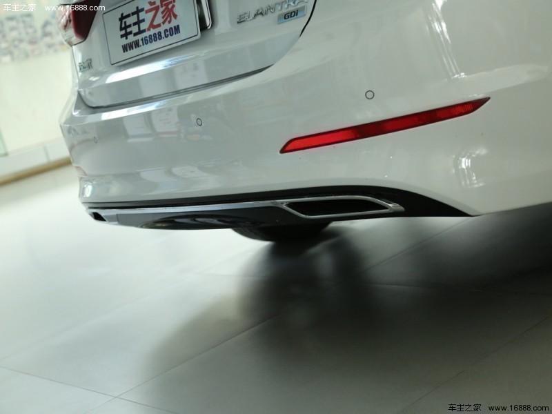 领动 2016款 1.6L 自动智炫·旗舰型