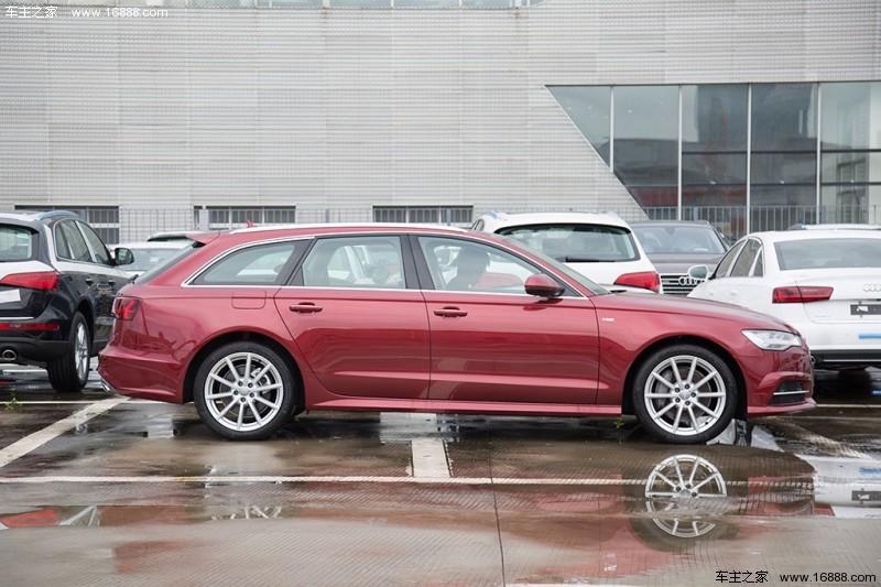 奥迪A6(进口)2017款 2.0T Avant Sport 运动型(指导价:49.98万)