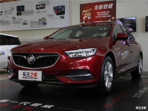 【图】上海上汽通用别克君威限时优惠3.9万_上海优惠促销