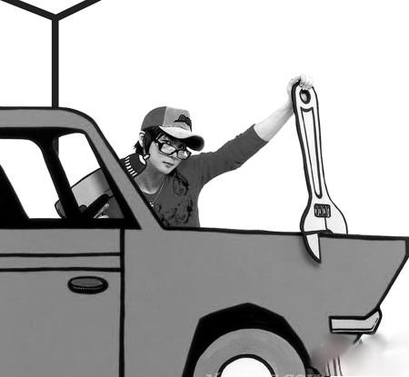 [知识]浅谈DIY修车 如何让自己变身成汽修犀利哥