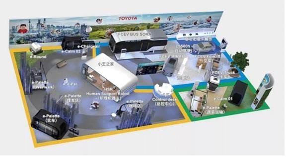 从进博会到广州车展,丰田让我们离未来又近了一步 棋牌游戏最靠谱app