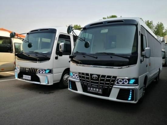 新疆丰田考斯特4S店地址 最新款丰田柯斯达经销商地址