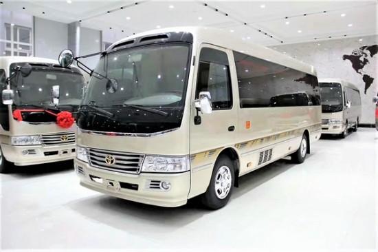 北京丰田考斯特4S店地址 新款丰田柯斯达改装配置