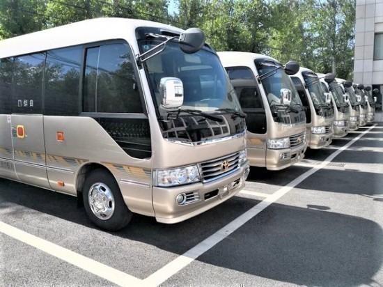 山东丰田考斯特4S店位置 新款丰田柯斯达经销商位置