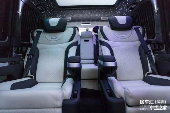 奔驰v260l鲨鱼版价格图片