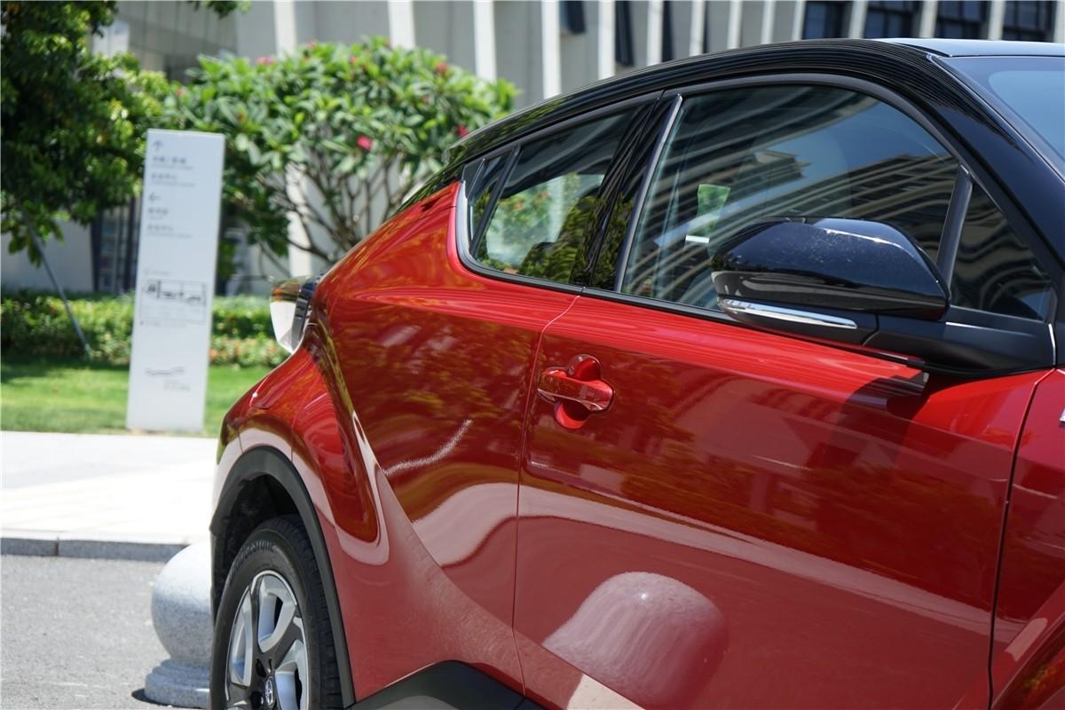 丰田C-HR EV试驾:竟给到了性能钢炮的炸裂错觉?_试驾评测 -第23张图片-汽车笔记网