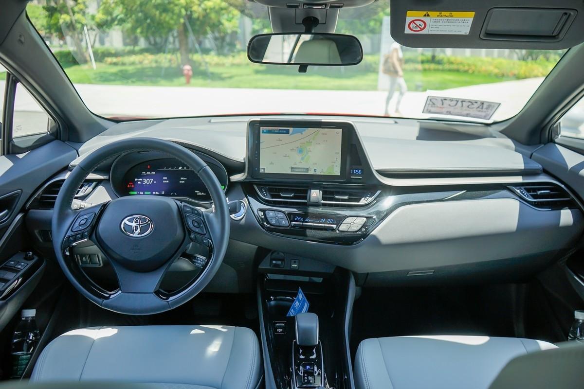 丰田C-HR EV试驾:竟给到了性能钢炮的炸裂错觉?_试驾评测 -第24张图片-汽车笔记网