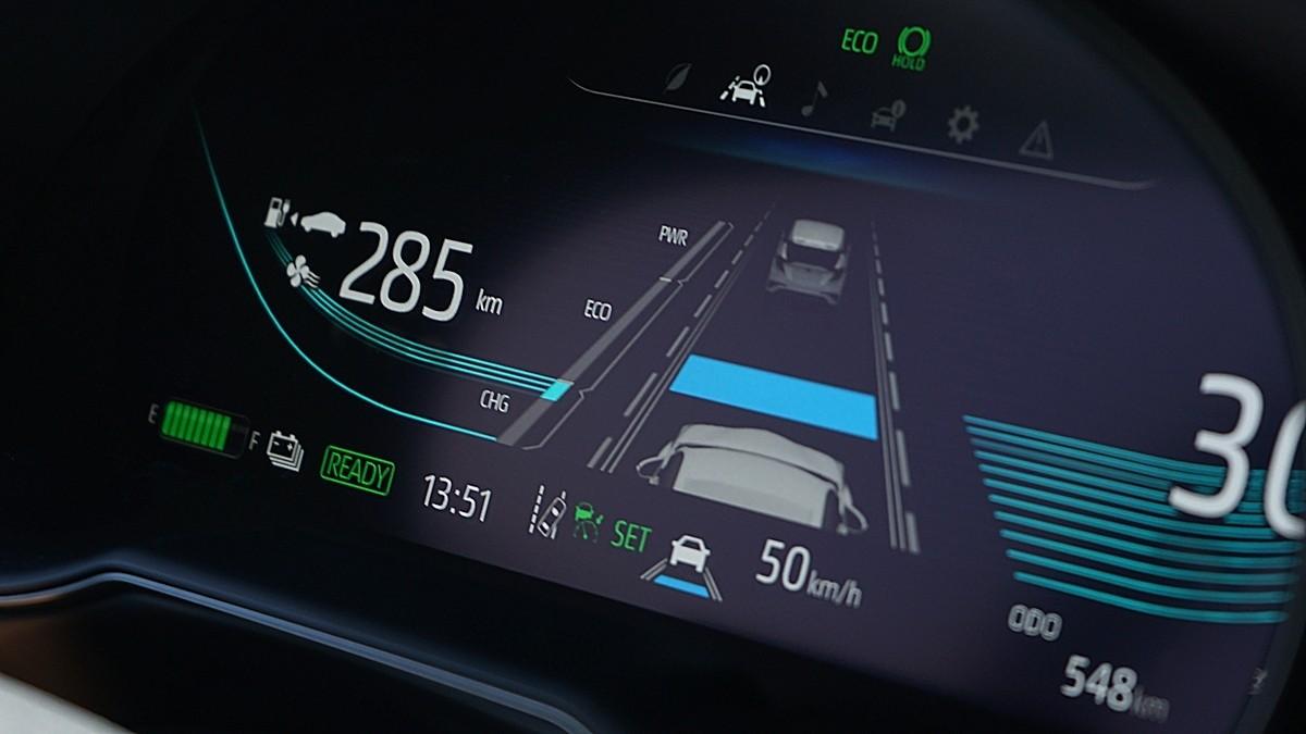 丰田C-HR EV试驾:竟给到了性能钢炮的炸裂错觉?_试驾评测 -第29张图片-汽车笔记网