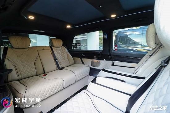 奔驰v260迈巴赫版图片